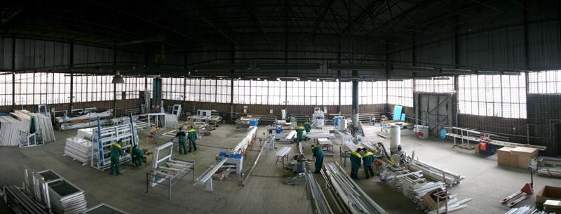Производство окон в Москве