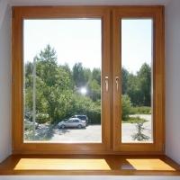 Деревянные окна_22