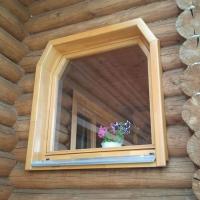 Деревянные окна_35