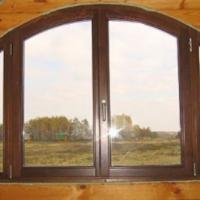 Деревянные окна_36
