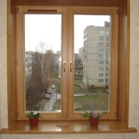 Деревянные окна_24