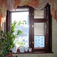 Деревянные окна_29