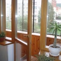 Деревянные окна_43
